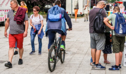 Gdynia: rowerzyści zostają na alei Topolowej