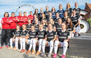 Akademia Piłkarska LG debiutuje w Ekstralidze Kobiet. Historyczny mecz 9 sierpnia