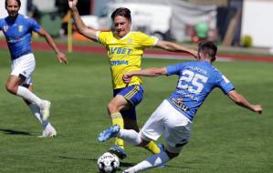 Arka Gdynia - Olimpia Elbląg 0:0. 22 piłkarzy w pierwszym sparingu
