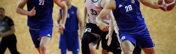 Koszykarze Trefla Sopot ponownie lepsi od Asseco Arki Gdynia w sparingu