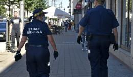 Straż miejska będzie karać za brak maseczek