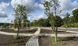 Park zamiast dzikiego parkingu w Wielkim Kacku
