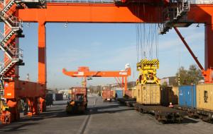 Suchy port w Bydgoszczy wsparciem dla Gdyni