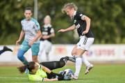 Akademia Piłkarska LG - KKP Bydgoszcz 0:1. Nieudany debiut w ekstralidze kobiet