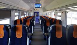 Nowoczesne wagony Intercity na trasach z Trójmiasta