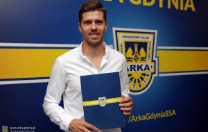 Michał Marcjanik wrócił do Arki Gdynia