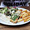 Jemy na mieście: Mnie to rybka w Brzeźnie
