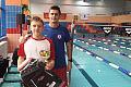 Sport Talent. Adam Zdybel chce popłynąć na igrzyskach, później będzie kulturystą
