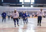 Stoczniowiec Gdańsk. Hokeiści rozpoczęli treningi na lodzie