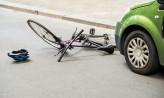 Wjechał w cyklistkę na drodze rowerowej. Drogówka kontra piraci drogowi