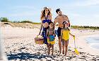 Odkrywaj Pomorskie: atrakcyjne plaże poza Trójmiastem