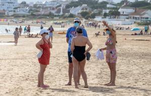 Wyjazd na wakacje w czasie pandemii