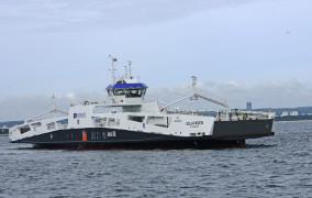 Kolejny prom z Remontowa Shipbuilding