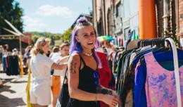 Vintage Market: moda retro w 100czni