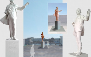 Gdynia czeka na wykonawców pomnika Wendy