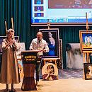 Współczesne obrazy i rzeźby licytowano na aukcji w hotelu Sofitel w Sopocie
