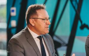 Nowy wiceprezes w Lotosie. Odpowiadał za negocjacje z KE