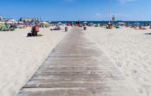 Gdynia wymieni kładki na plaży