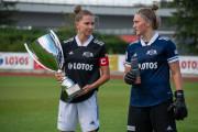 Akademia Piłkarska LG na remis w ekstraklasie. Piłkarki nożne broni ich gra