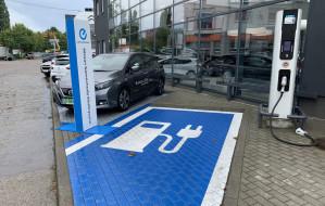 Do końca marca w Gdańsku będzie 210 punktów ładujących auta