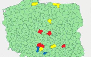 Powiat kartuski w żółtej strefie koronawirusa. MZ podało nową listę