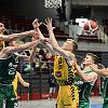 Trefl Sopot - Stelmet Zielona Góra 71:76. Koszykarze postawili się mistrzowi Polski