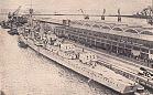 """""""Bo czyż potrzebni goście? Owszem. Jak dziura w moście!"""". O gdyńskiej wizycie niemieckiego krążownika"""