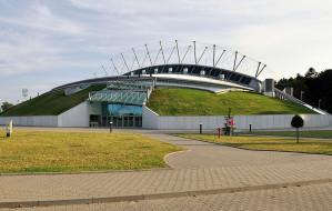 Dach hali Gdynia Arena do remontu. Czy deszcz nie będzie już przerywał meczów?