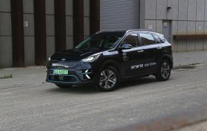Elektryczna Kia e-Niro: zasięg 400 km na jednym ładowaniu