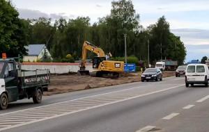 Przebudowa ul. Kartuskiej. Możliwe utrudnienia dla pieszych