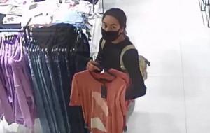 Kamery zarejestrowały kradzież