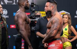 Izu Ugonoh nie wyklucza walki z Mariuszem Pudzianowskim w MMA