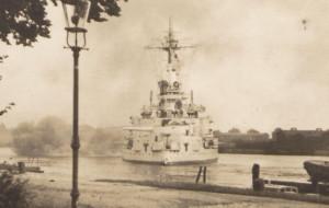 """Czy we wrześniu 1939 roku Polacy mogli zatopić pancernik """"Schleswig-Holstein""""?"""