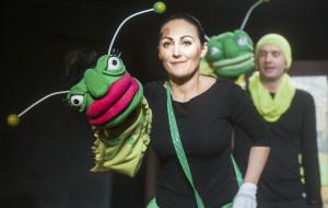 Teatr dla dzieci oczami aktorów Miniatury