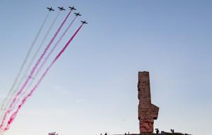 Poranne uroczystości 1 września na Westerplatte