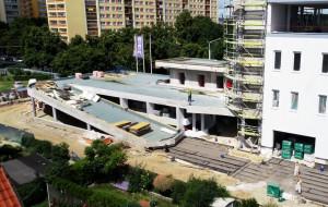 Budowa SOR-u w Gdyni na ostatniej prostej