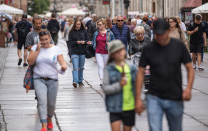 Podsumowanie sezonu na Pomorzu. Spadek liczby turystów o ponad 60 proc.