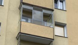 Mieszkaniec zablokował remont bloku
