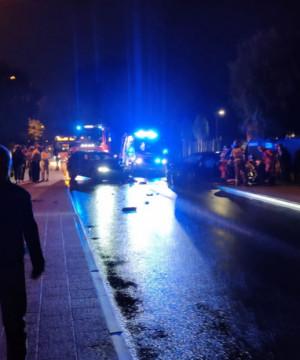 Śmiertelny wypadek na ul. Świętokrzyskiej