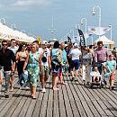 Sopot: sierpień nie uratował sezonu. 40 proc. turystów mniej niż rok temu