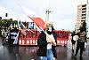 Marsz nacjonalistów w centrum Gdańska