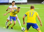"""Arka Gdynia - Puszcza Niepołomice 3:2. Zwycięski gol w """"10"""""""
