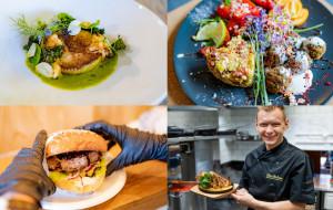 Nowe lokale:krewetki, burgery, kuchnia polska i kasza