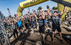 Runmageddon zaprasza do Ergo Areny 12 i 13 września. Trwają zapisy