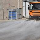 Gdynia: nowa baza i sprzęt do utrzymania dróg