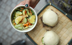 Jemy na mieście: Woosabi - smaki Azji skrojone na polskie podniebienie