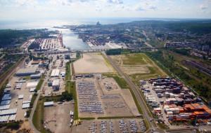 Port Gdynia powiększa zaplecze logistyczne