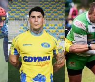 Ekstraliga rugby. Arka Gdynia wzmocniona, Ogniwo Sopot i Lechia Gdańsk osłabione