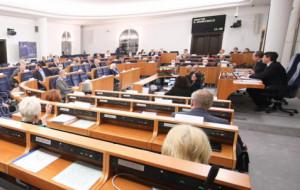 Ustawa metropolitalna skierowana do Sejmu