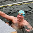 Piotr Biankowski chce przepłynąć wpław kanał La Manche